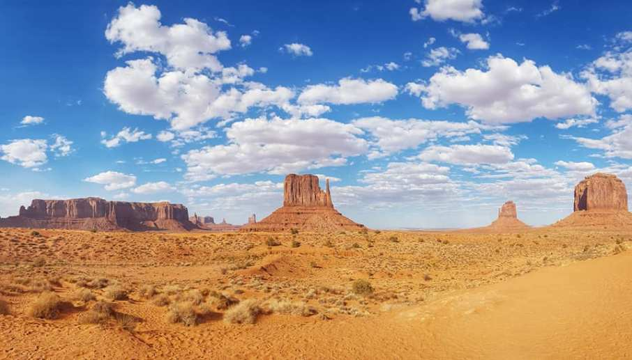 Monument Valley - scenic drive