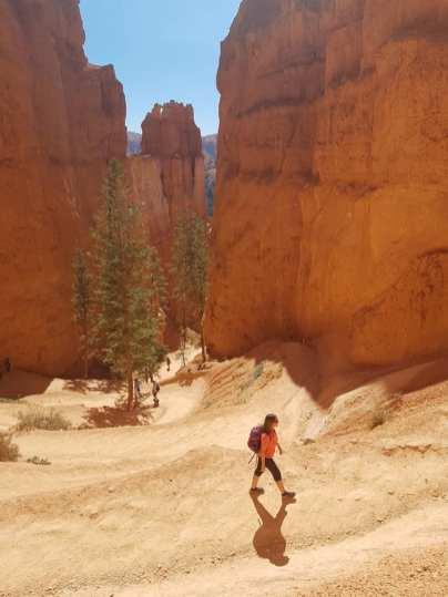 Navajo loop trail - Bryce Canyon