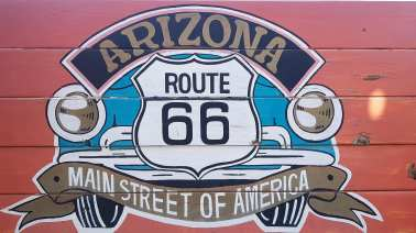 Route 66 Main street of America