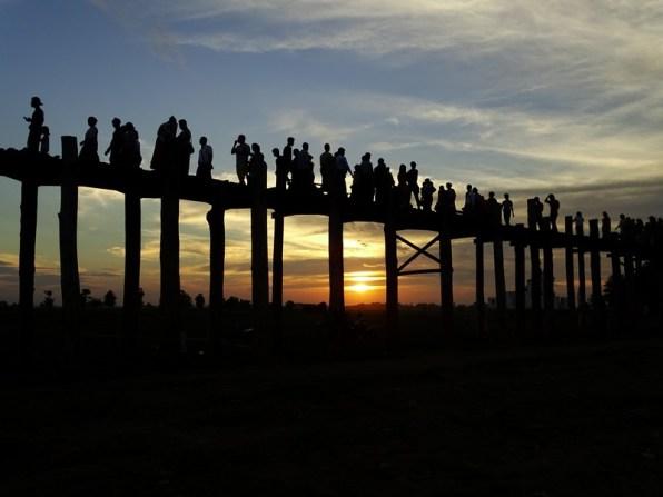 Pont U Bein - Birmanie