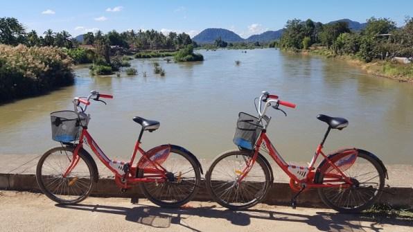 vélo aux 4000 îles - Laos