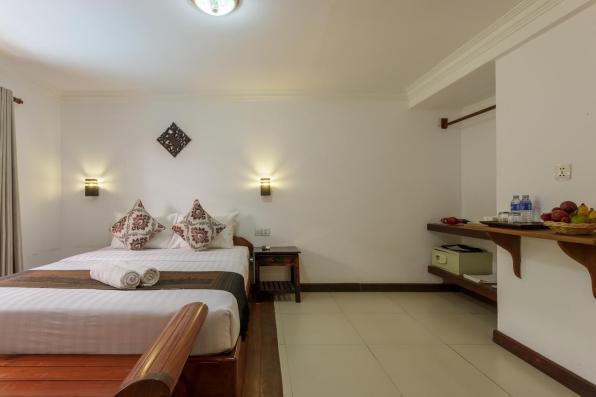 Chambre double - La Villa du Bonheur - Siem Reap