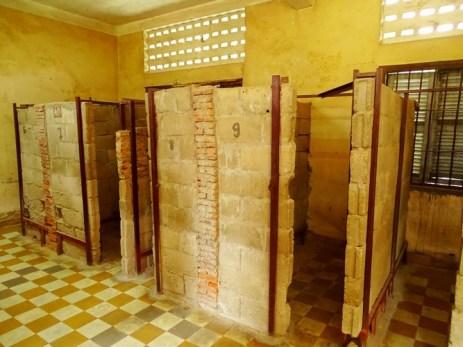 musée Tuol Sleng prison S21 Phnom Penh - Cambodge