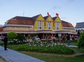 Gare de Dalat - Vietnam