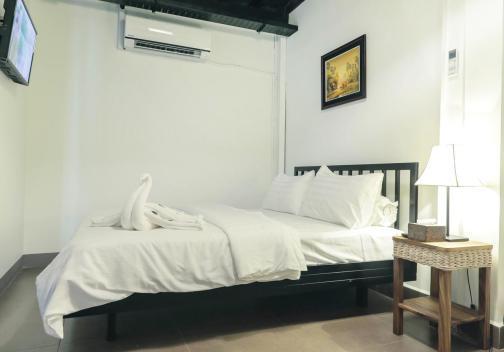 chambre double Feliz Hostel - Phnom Penh