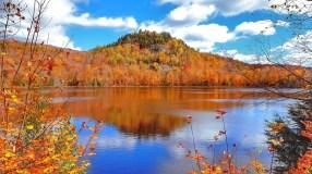 Parc du mont Orford - Cantons de l'Est - Canada