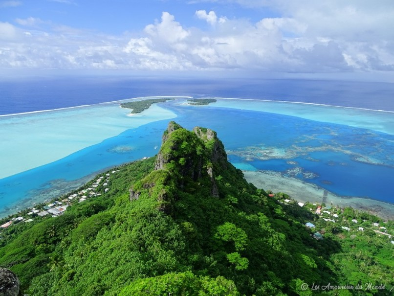 Belvédère Maupiti - Polynésie Française