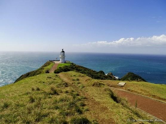 Phare du Cap Reinga Nouvelle-Zélande