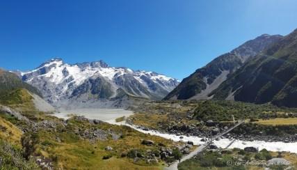 hooker valley track Nouvelle-Zélande