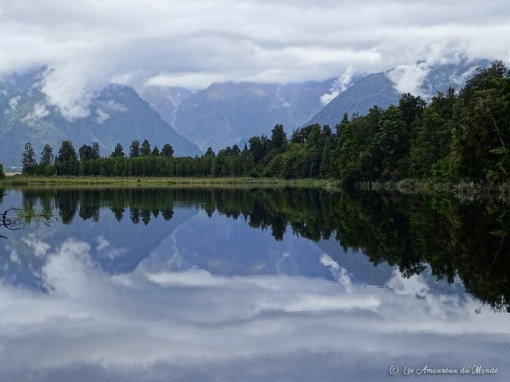 lac Matheson Nouvelle-Zélande