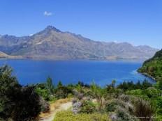 Sur la route de Glenorchy Nouvelle-Zélande