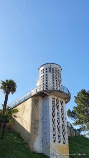 Ascenseur du Parc Mauresque - Arcachon