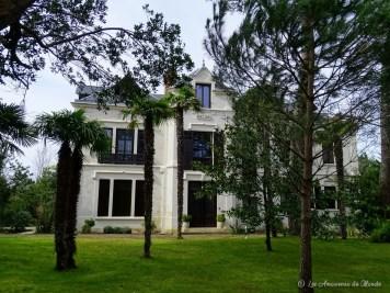 Villa Bacon - quartier ville d'Hiver - Arcachon