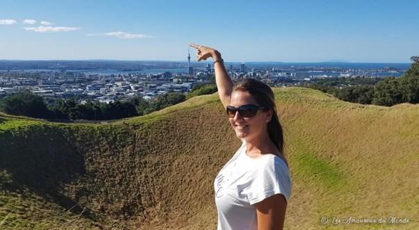 Mont Eden - Auckland