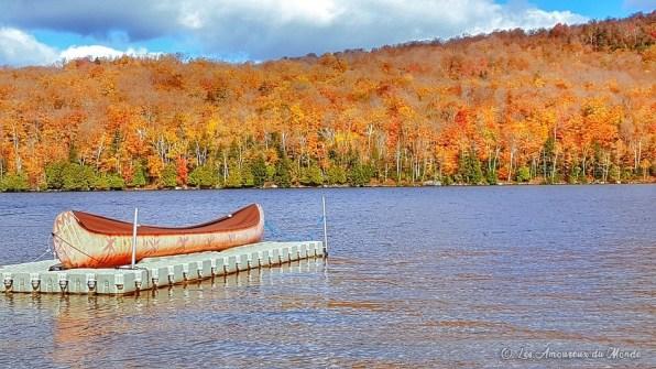 Parc national du Mont-Orford - Cantons de l'Est - Canada