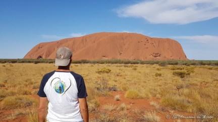 Uluru Ayers Rock Centre Rouge Australie