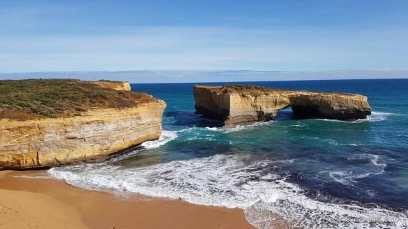 London Arch - Great Ocean Road - Australie
