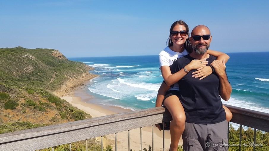 Castle Cove - Great Ocean Road - Australie
