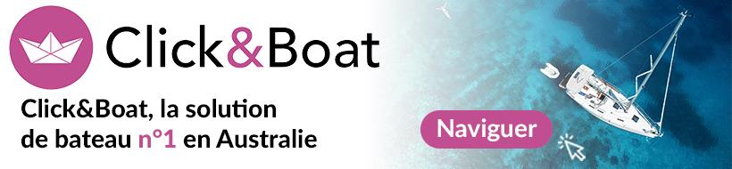 Location bateau en Australie