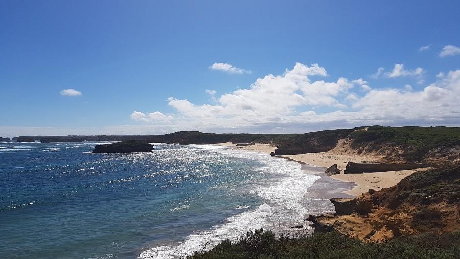 Bay of Martyrs - Great Ocean Road - Australie