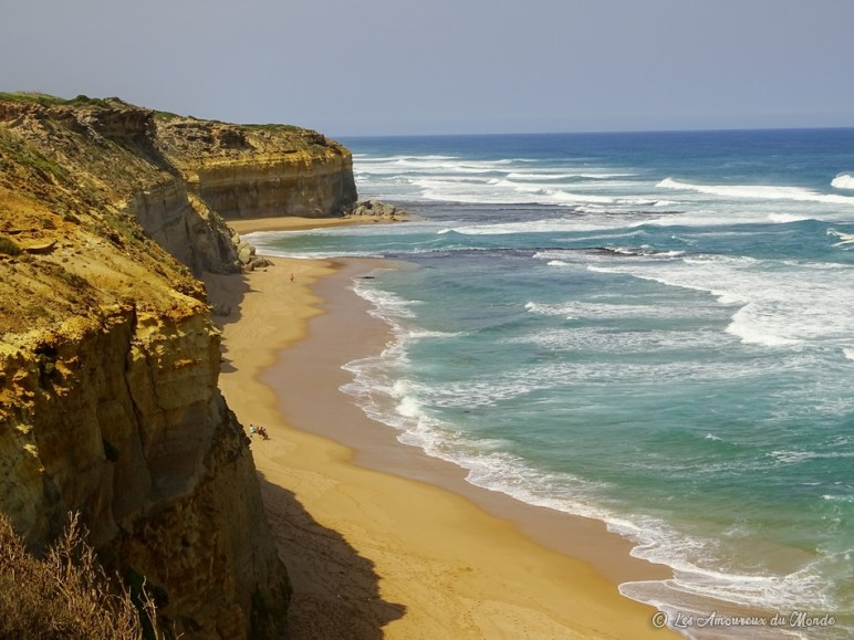 Gibson's steps - Great Ocean Road - Australie