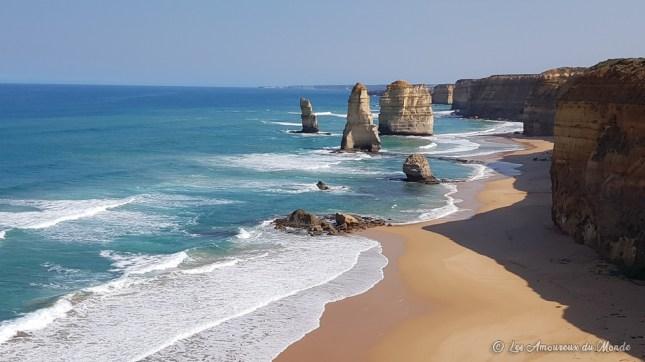 Les 12 Apôtres sur la Great Ocean Road - Australie
