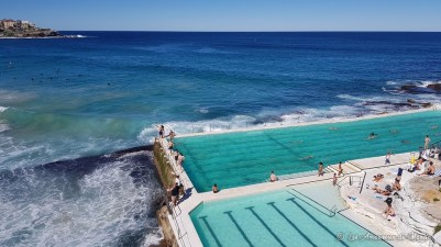 Sydney - Bondi beach - Australie