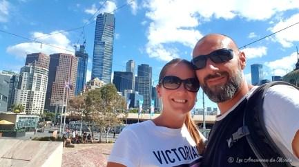 Visiter le Centre ville de Melbourne