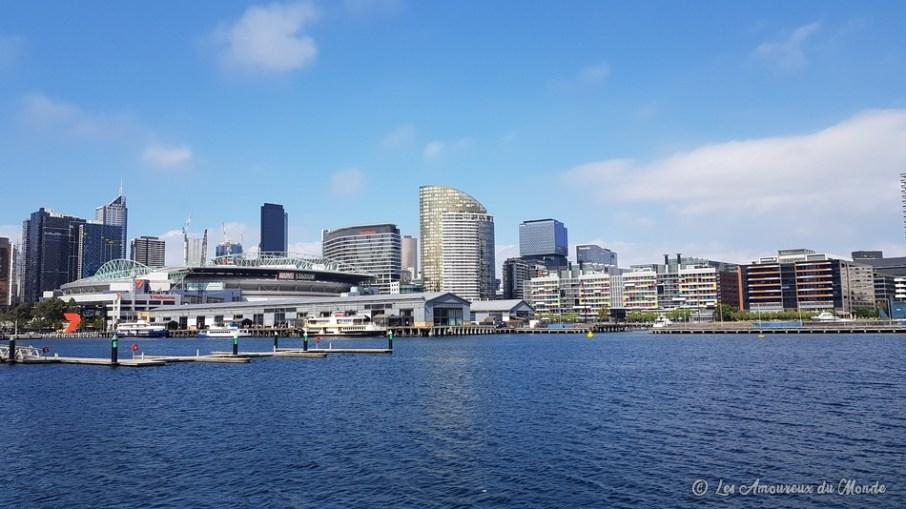 Quartier des Docklands - Melbourne