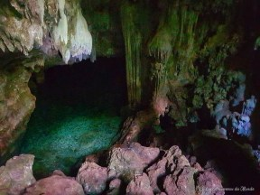 grotte de la troisième - île des Pins