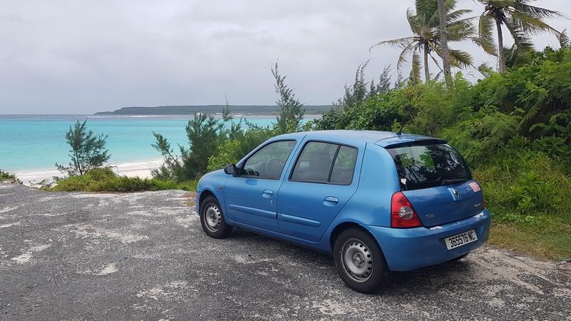 Location de voiture à Lifou