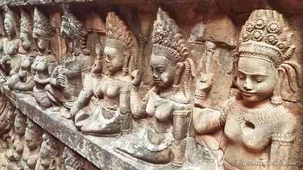 terrace of the leper king cambodia