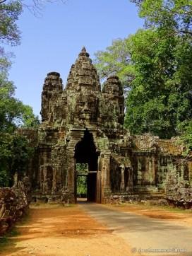 Angkor Thom - Cambodge