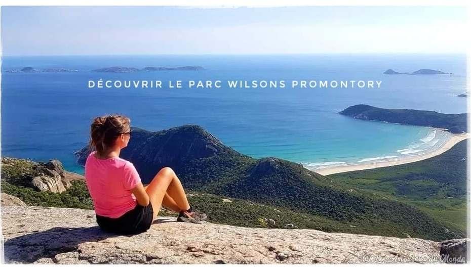 Découvrir le parc Wilsons Promontory en Australie