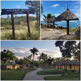 Hôtel Malabou beach à Poum