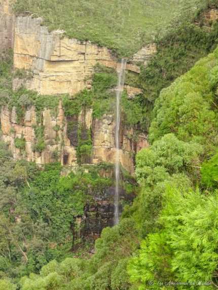 Govetts leap lookout - Blue Mountains