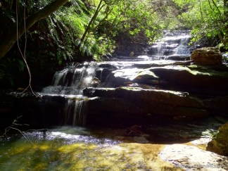cascades de Leura - Blue Mountains