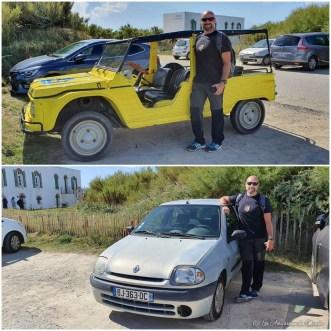 Louer une voiture à Belle-île-en-Mer