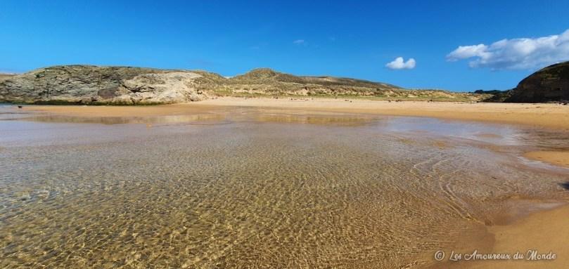Plage du Donnant - Belle île en Mer