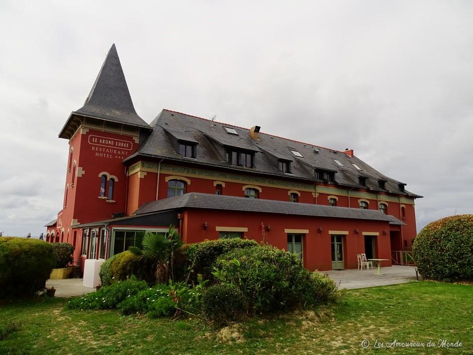 Hôtel Le Grand Large - Belle île en Mer
