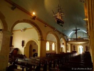 Eglise de Locamria - Belle île en Mer
