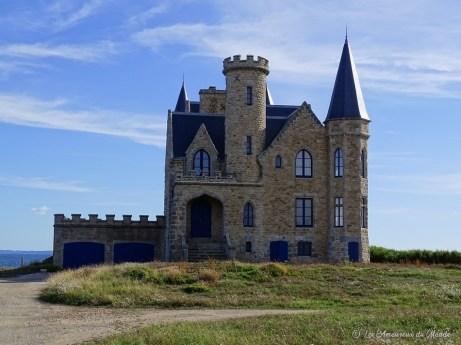 Chateau de Turpault à Quiberon
