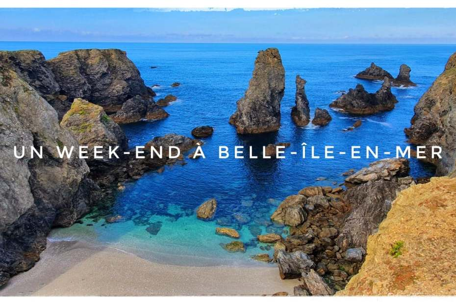 Un week-end à Belle-île-en-Mer