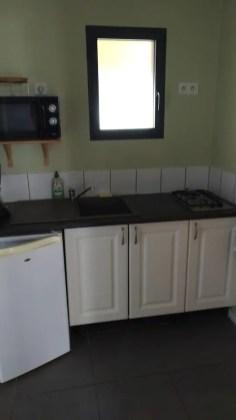 cuisine studio Airbnb
