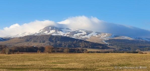 Paysages en Auvergne
