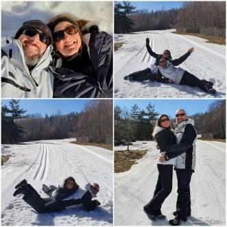 plaisirs de la neige à Super-Besse