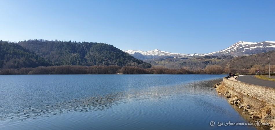 Le lac Chambon - Auvergne