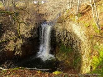 Cascade d'Entraigues - Auvergne