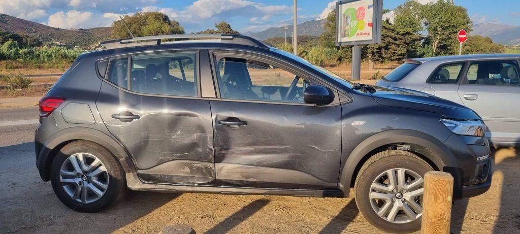 voiture accidentée assurance Serenitrip