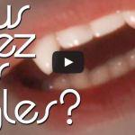 Cup menstruelle claricup – Une publicité sanguinolente qui va vous glacer le sang.